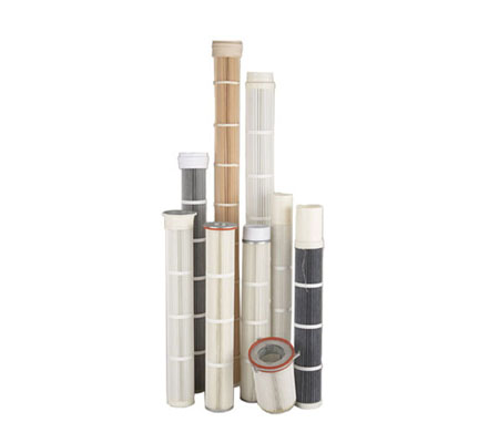 Pleated Dust Collection Filters