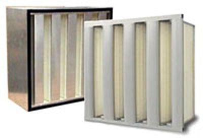 Vblank Mini Pleat Air Filters