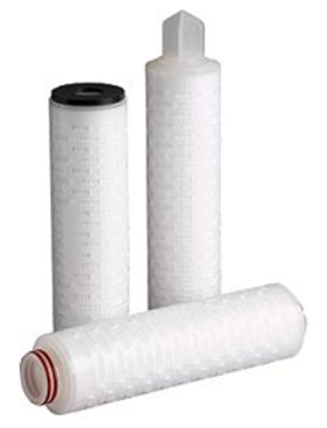 Pleated Membrane Cartridges
